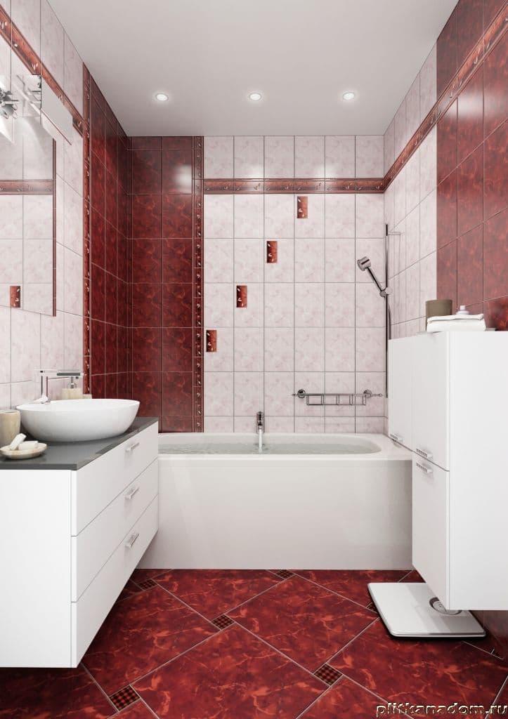 плитка для ванной фото керамин
