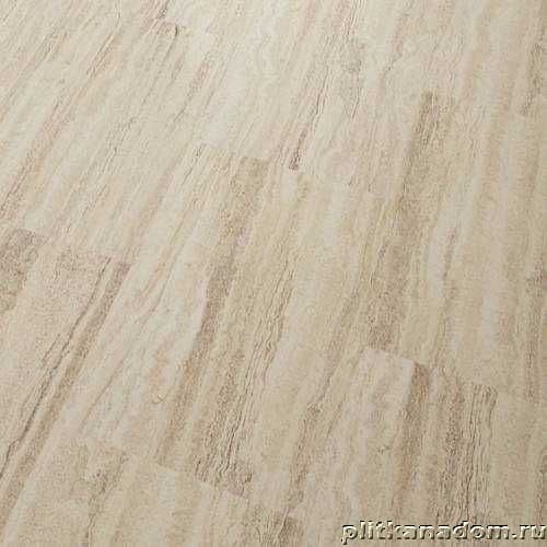 Amorim Artcomfort D818003 Travertine Argent Пробковый пол 605х445х10,5