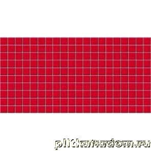 Paul Ceramiche Manhattan Mosaico Red Декор 20х40