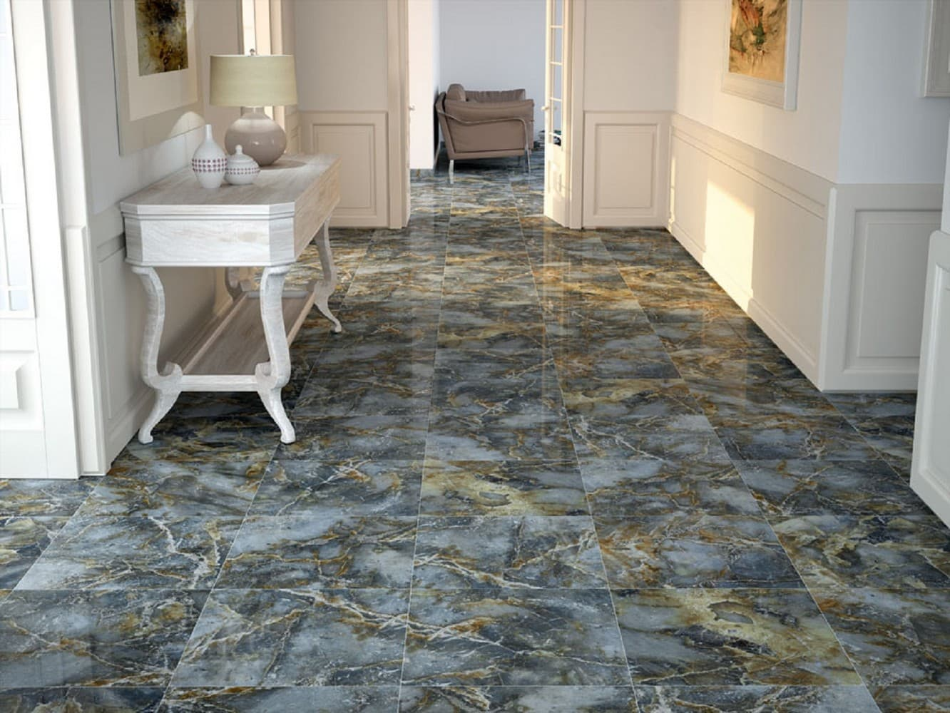 North haven ceramic tile