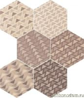 Equipe Hexatile 21833 Lovely Colours Декор 17,5x20