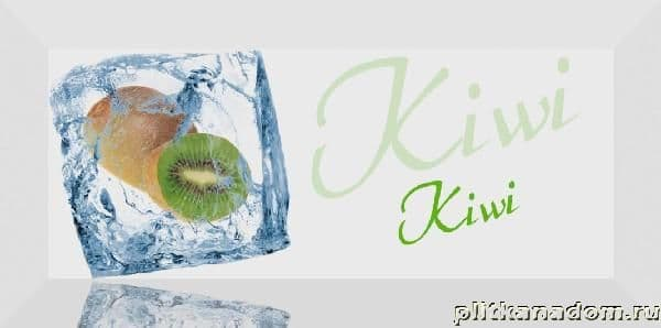 Monopole Bisel Decor Ice Kiwi Декор 10x20