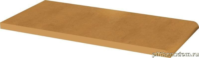 Paradyz Aquarius Brown Parapet 30x14,8x1,1