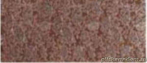 Plaza Vitrum decor Glass Marron 20x45 декор