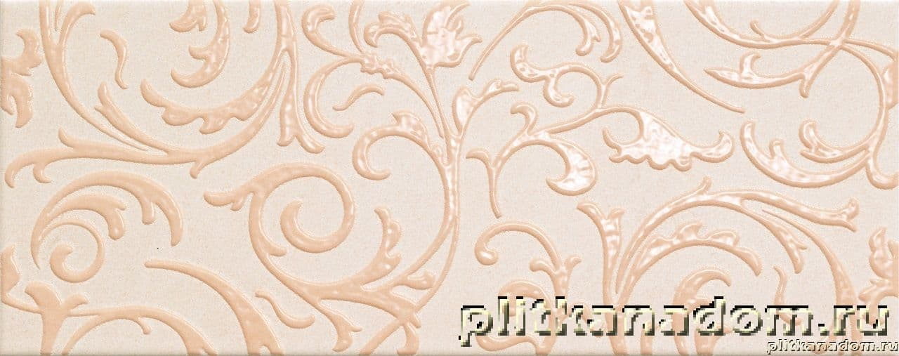 Italon Soft Rose Inserto Ramage Декор 20х50