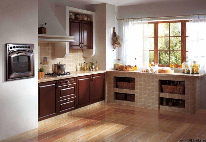 Плитка для кухни цена фото