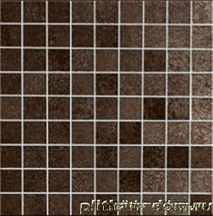RHS Ceramiche Metallika Copper Мозаика (кубик 3х3) 30х30