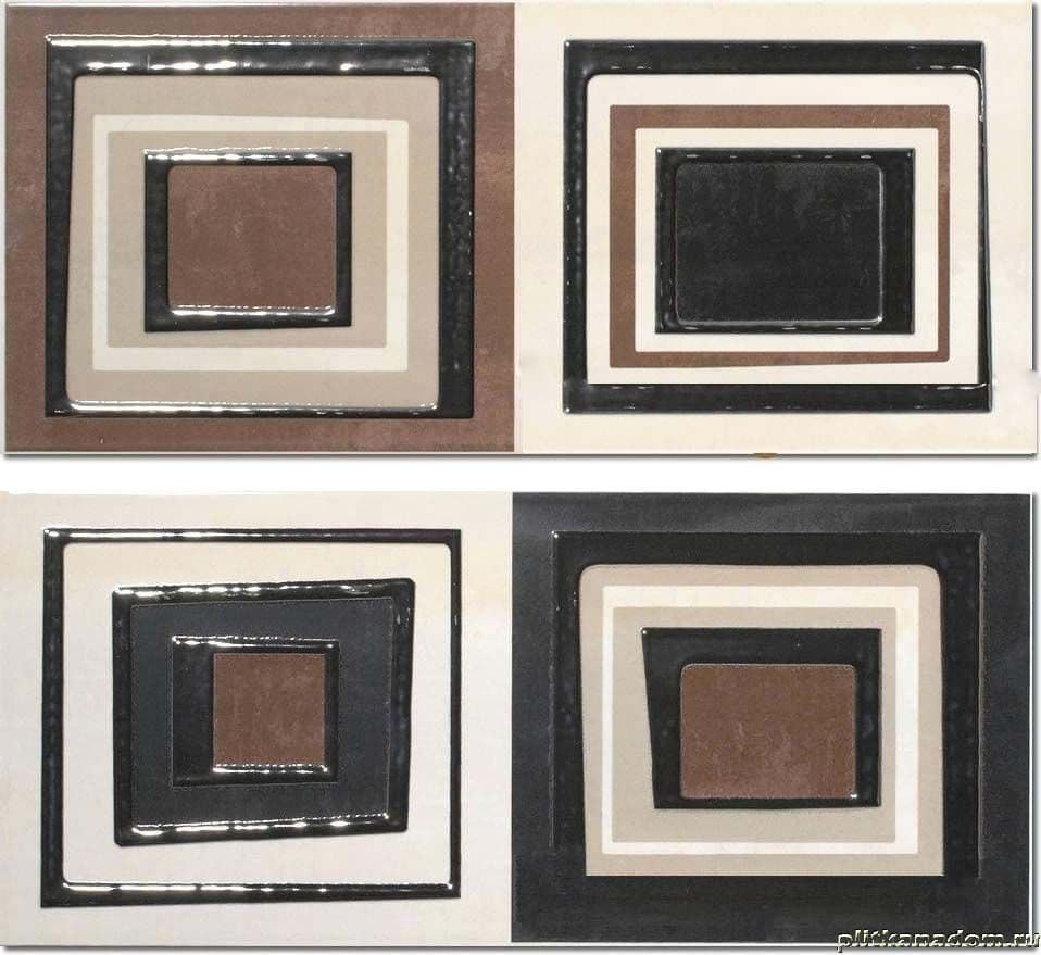 APE Ceramicas Architonic Karakol Mix (2) Декор 40x45