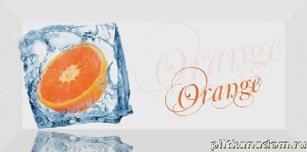 Monopole Bisel Decor Ice Orange Декор 10x20