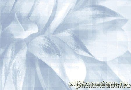 Azulejos Alcor Cannes 4 Flor New Azul Декор 31х45