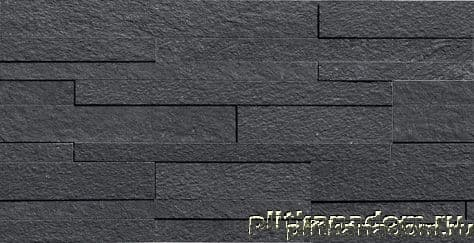 Atlas Concorde Plan Black Brick 3D Декор 30x60