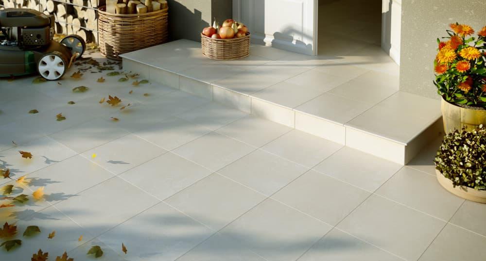 Cotto ceramic tile