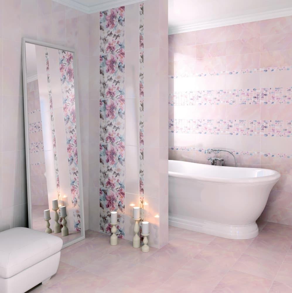 Плитка керама марацци дизайн ванной комнаты фото