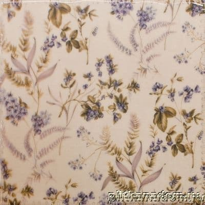 Mainzu Tissu  Patch Lily Декор 15x15