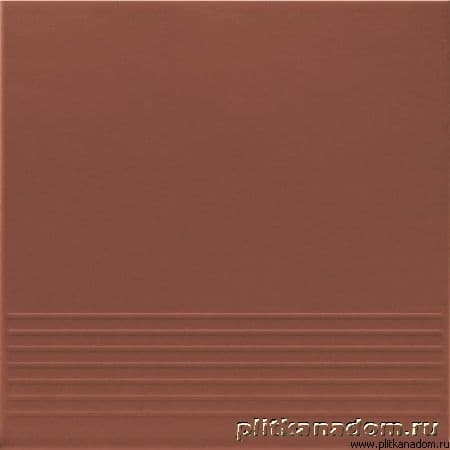 Simple Red stopnica prosta 30x30