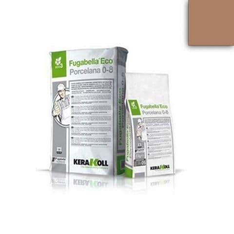 Kerakoll Fugabella Eco Porcelana 0-8 Brown-11 5 кг