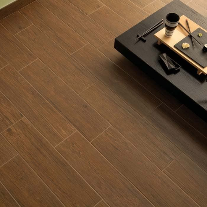 Tiles vs timber flooring