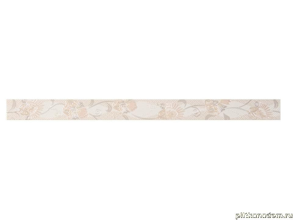 Plaza Felling Allure Beige Бордюр 4,5x60