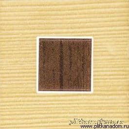Dolly brown inserto Murano B Декор 10х10
