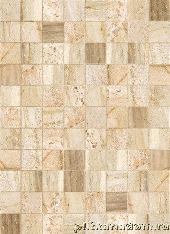Baldocer Manhattan Декор Mosaico sand 30х41,6