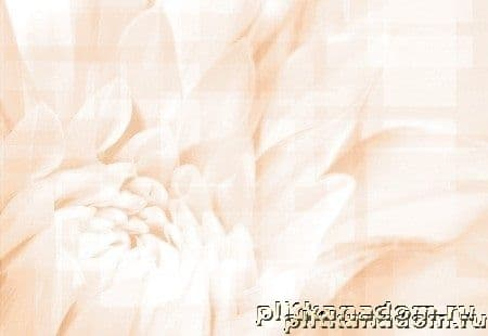 Azulejos Alcor Cannes 1 Flor New Beige Декор 31х45