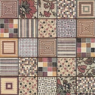 Decor Mosaico Patchwork Декор 31,6x31,6 6 шт