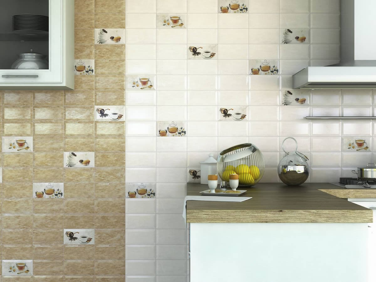 Subway ceramic tile