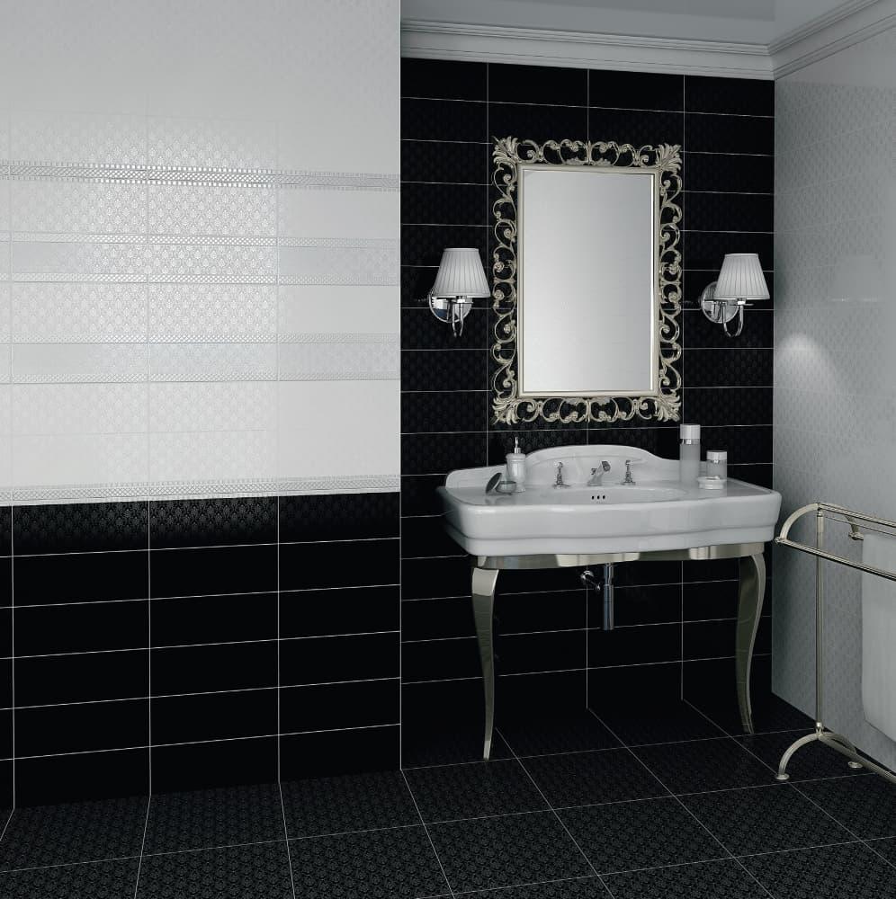 Плитка уайтхолл керама марацци в интерьере фото туалет
