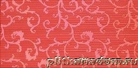 APE Ceramicas Melody Red Decor Декор 25х50