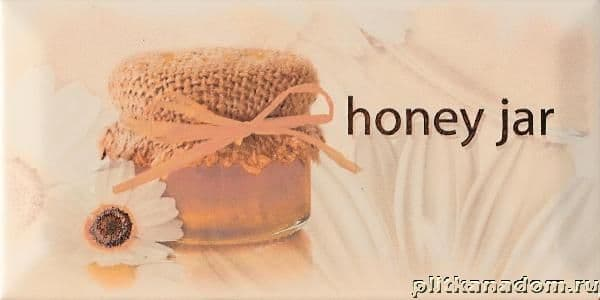 Monopole Bisel Decor Honey Декор 10x20