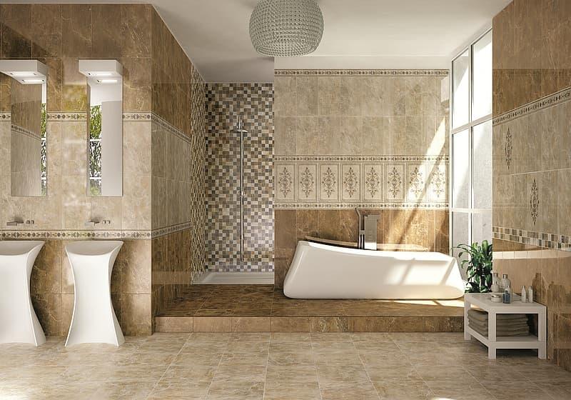 Salle de bains quel carrelage choisir facq pictures to pin - Choisir carrelage salle de bain ...