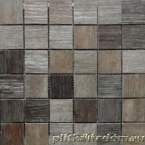 Mapisa Ironwood Mos Mix Мозаика 29,4х29,4