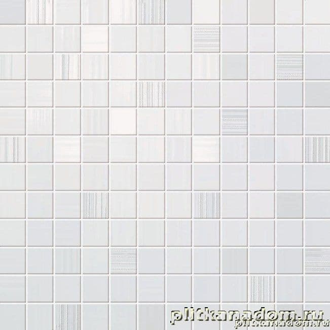Atlas Concorde Ambition White Chic Mosaic Мозаика 30,5x30,5