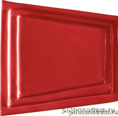 Porcelanite Dos 9003 Dec Rojo 3D Декор 15x20x20