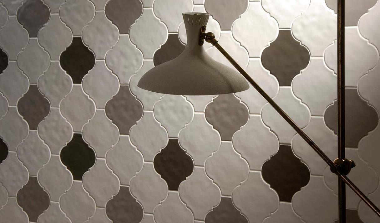 Ceramic tile shapes