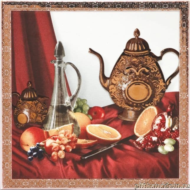 Onda Ceramicas Oriental Decor 2 Декор 20х20