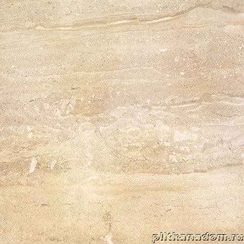 Porcelanite Dos 6502 Rectificado Lapado Beige Плитка напольная 63x63