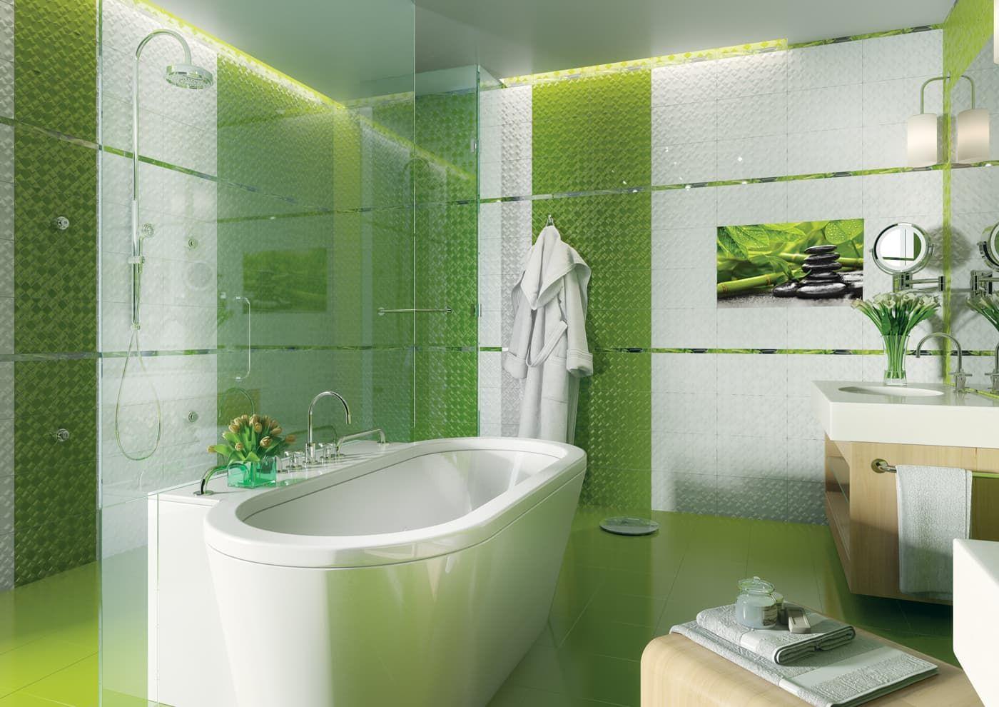 Кафель на ванную дизайн