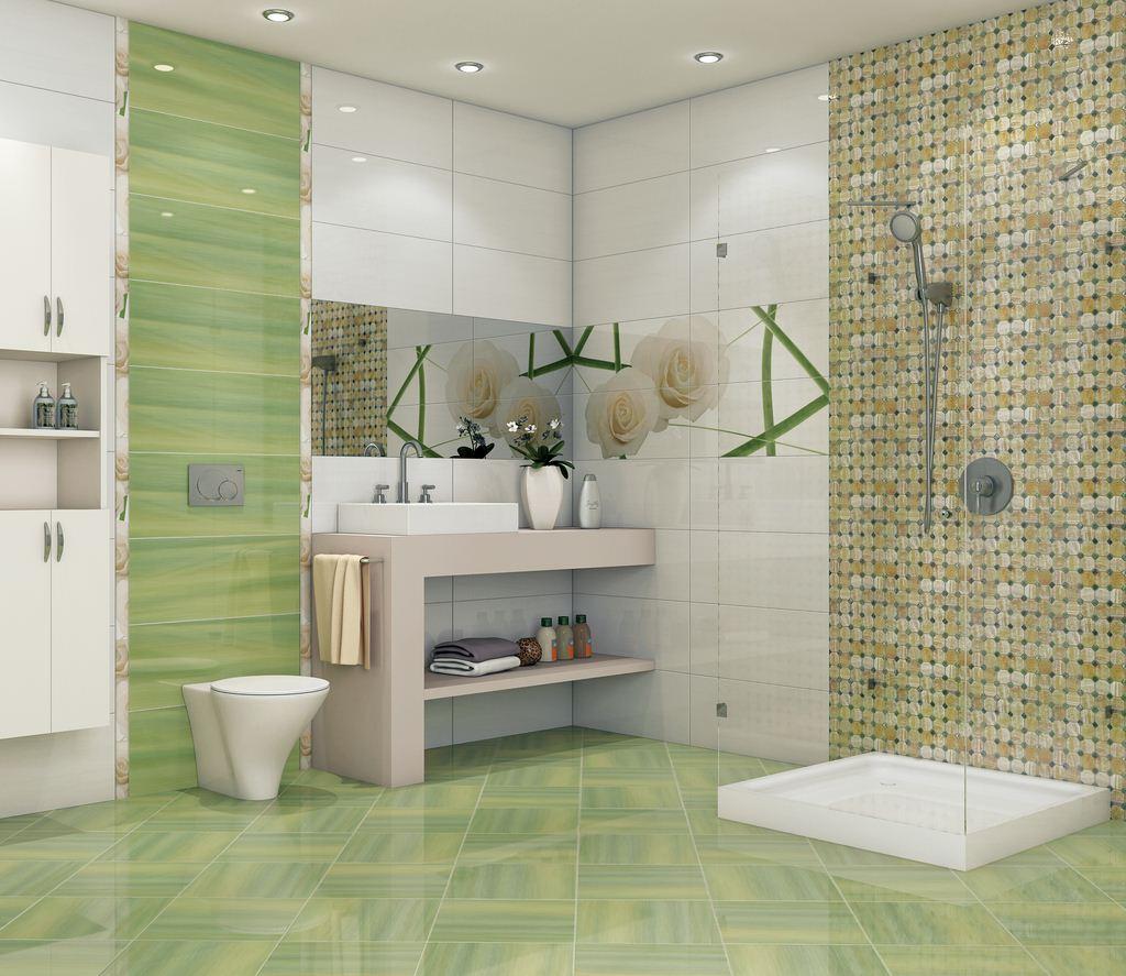 Ванная комната фото плитка мозаика
