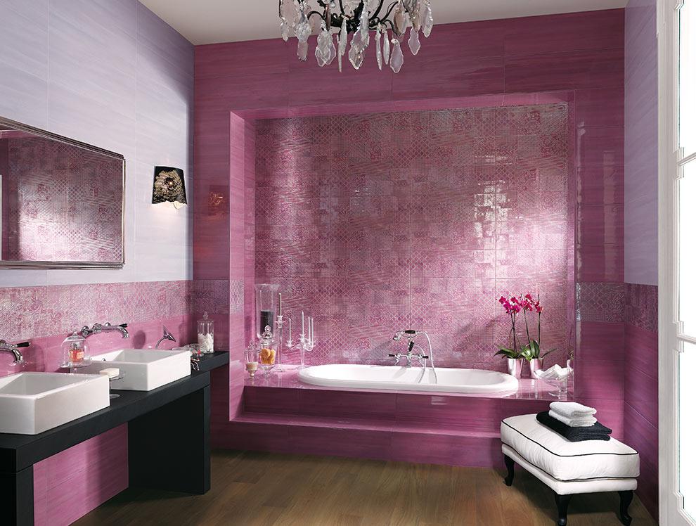 Mattonelle Per Bagni: I nuovi mosaici e le piastrelle per il bagno ...